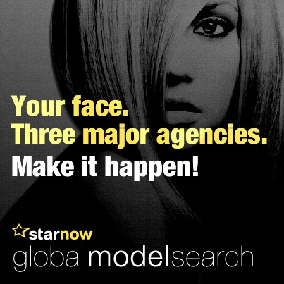 The StarNow Global Model Search 2012 / 2013