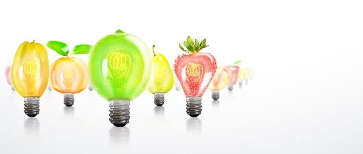 Bright ideas.