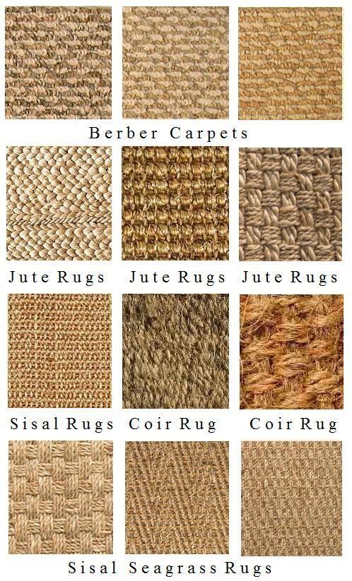 Natural Fiber Carpets Bamboo Floor