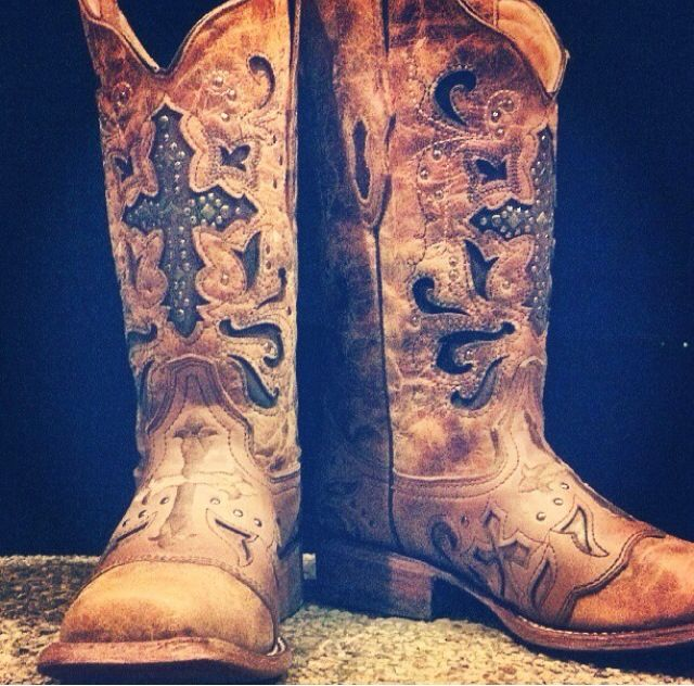 New Square Toes cowgirl style!!!