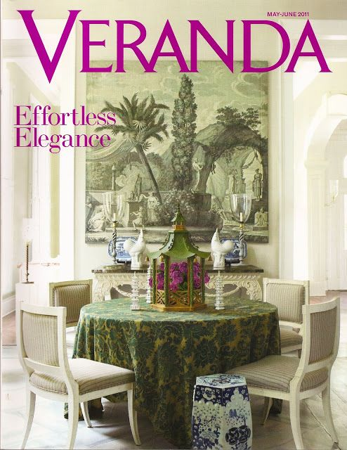 Interior Design By Parish Hadley Nearly Untouched Since The Is Still  Fabulous Today. Published Veranda {Photography By Peter Frank Edwards}