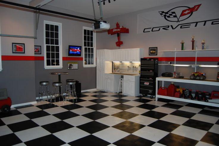 65 Best Garage Images On Pinterest Garages Workshop And