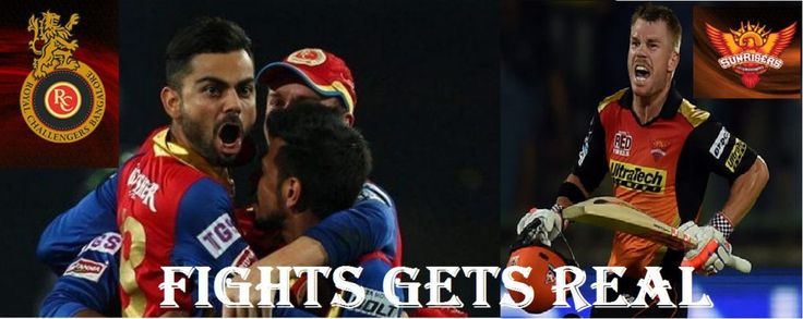 IPL Final 2016 Rcb Vs Sunrisers Hyderabad