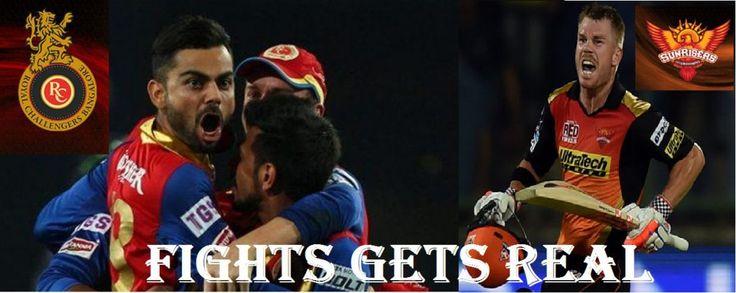 IPL Final 2016 Rcb Vs Sunrisers Hyderabad