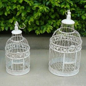 Alice Set of 2 Bird Cages