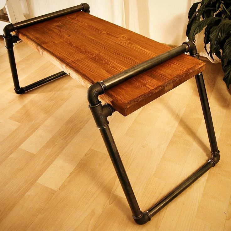 Black Pipe Coffee Table Diy: 5693 Best Industrial Style Images On Pinterest