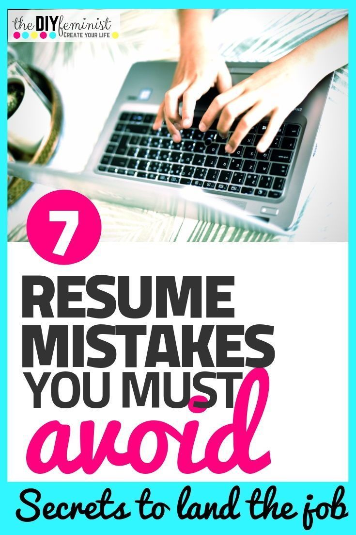 Fix These Common Resume Mistakes Right Now With Examples Career Advice Job Search Motivation Cover Letter For Resume