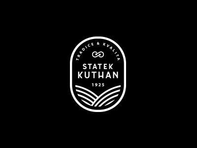 Logotype FARM KUTHAN by Vera Matys