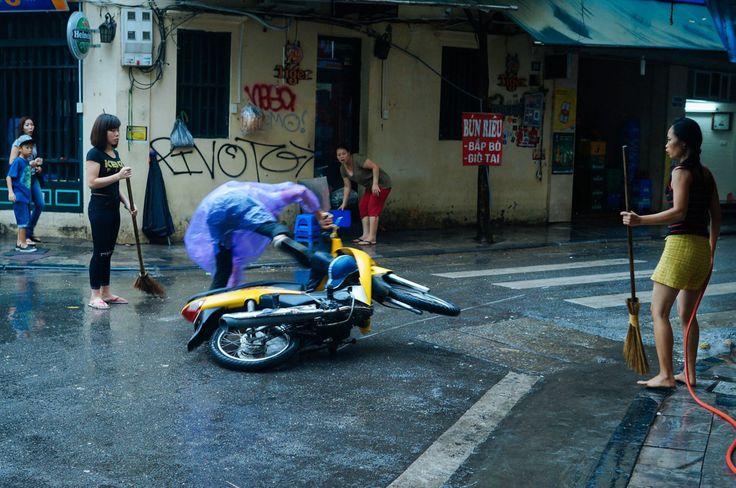 Đường mưa