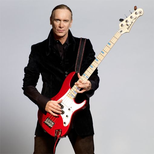 "William ""Billy"" Sheehan (born March 19, 1953 in Buffalo, New York) is an American bassist known for his work with Talas, Steve Vai, David Lee Roth, Mr. Big, Niacin, and The Winery Dogs. Sheehan has won the ""Best Rock Bass Player"" readers' poll from Guitar Player Magazine five times for his ""lead bass"" playing style. https://en.wikipedia.org/wiki/Billy_Sheehan"