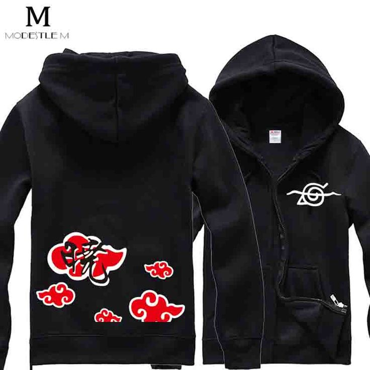 Akatsuki Member Hoodie jacket Winter only $54.60  Naruto Fan Store    Very Awesome! !  Like and share!   Get yours here  http://narutofanstore.com   #naruto