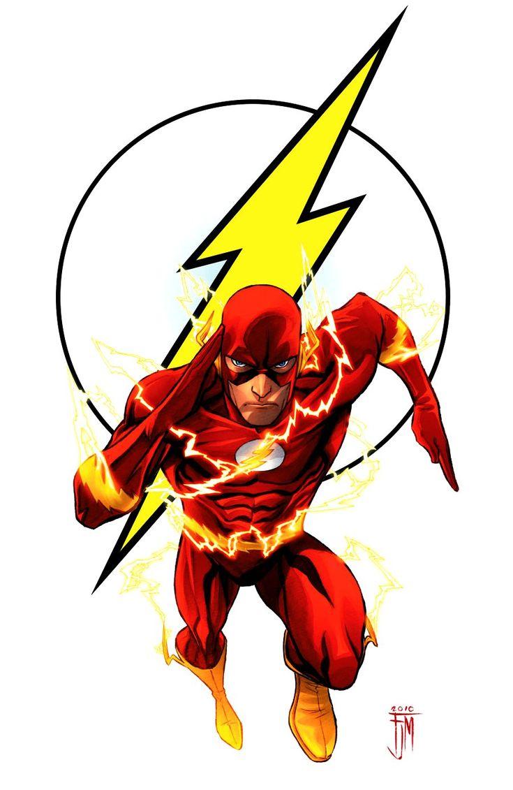 batman and flash comic drawings | Flash (Barry Allen) - DC Comics Database