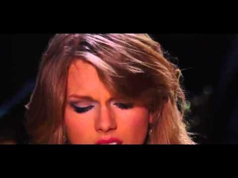 "Share Taylor Swift's Grammy Awards performance of ""All Too Well"""
