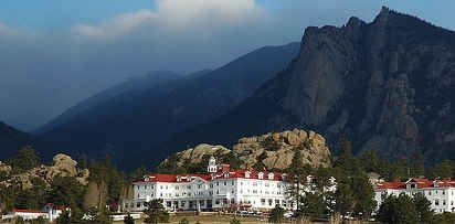 The 18 Absolute Creepiest Hotels To Visit In The United States Stanley Hotel Colorado