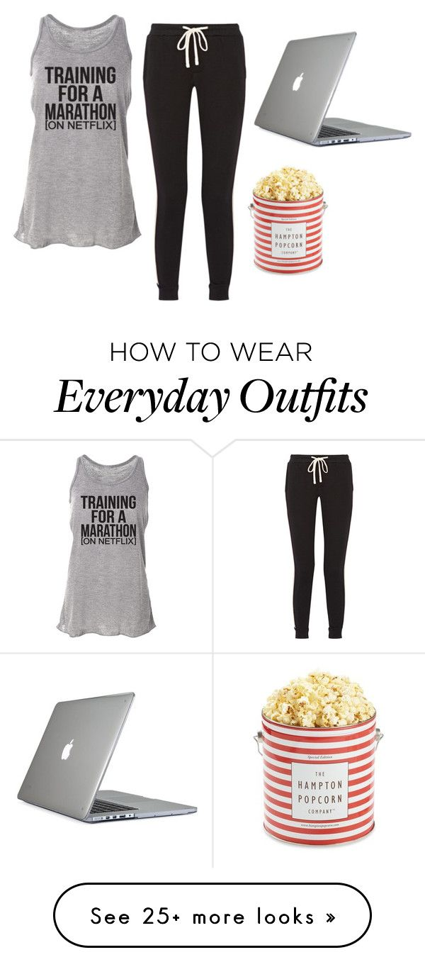 """Everyday outfit"" by gummybears4life on Polyvore featuring James Perse, Speck and The Hampton Popcorn Company"