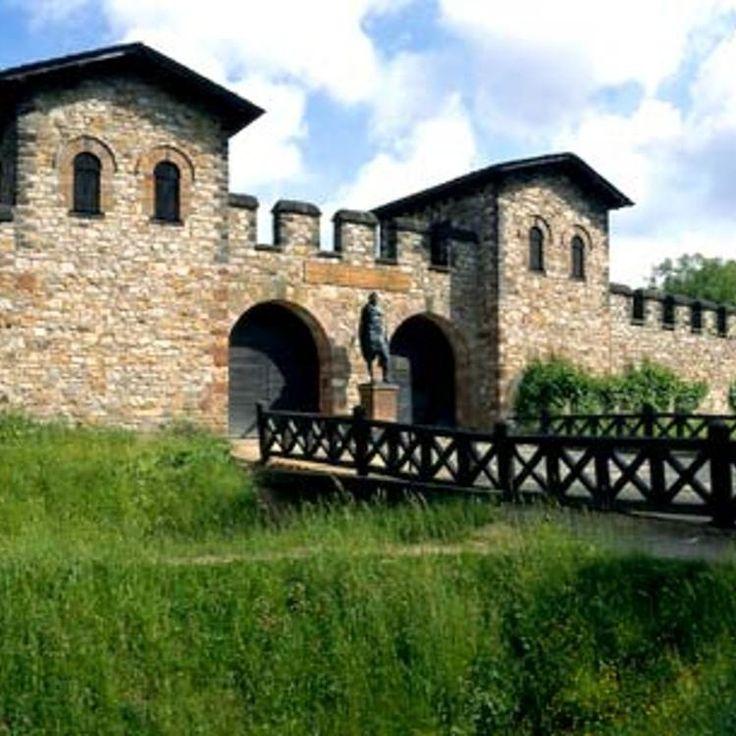 Grenzen des Römischen Reiches - Obergermanisch-raetischer Limes ©DZT, Gundhard Marth