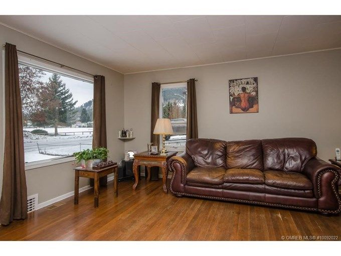 Home for Sale - 1867 Maple ST, Lumby, BC V0E 2G5 - MLS® ID 10092022.  Great value in this .33 acre property, with ideal location. Large, level and private backyard. The outdoor area includes a deck with a newer hot tub. Plenty of parking with room for large RV. The home features 3 good sized bedrooms and an updated bathroom. The large kitchen, dining and living room areas makes this a great family home.