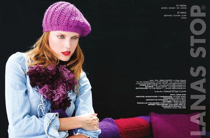 7 mejores imágenes de revista punto mujer en Pinterest | Dos agujas ...