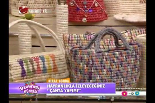 Sepet çanta nasıl yapılır - Derya Baykal - Deryanın Dünyası.mp4.Still001