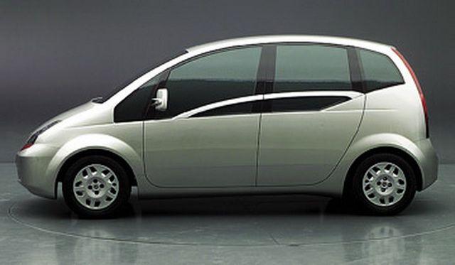 FIAT Idea Prototype