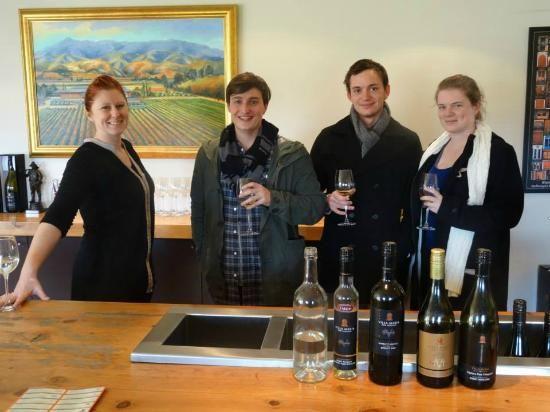 Villa Maria Winery Marlborough - Picture of Bubbly Grape Wine ...