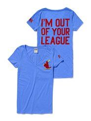 St. Louis Cardinals - Victoria's Secret.   Why don't they have any of this stuff online?!?!!? :(
