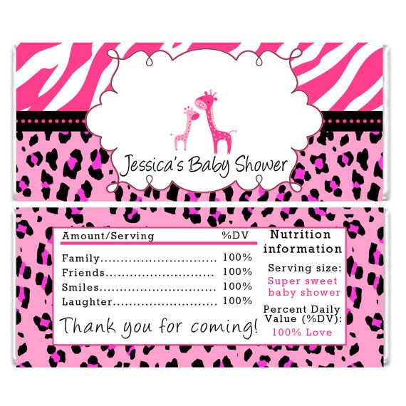 jungle safari girl party decorations baby shower items printable