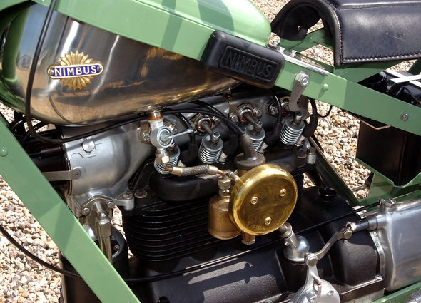 Nimbus Bike