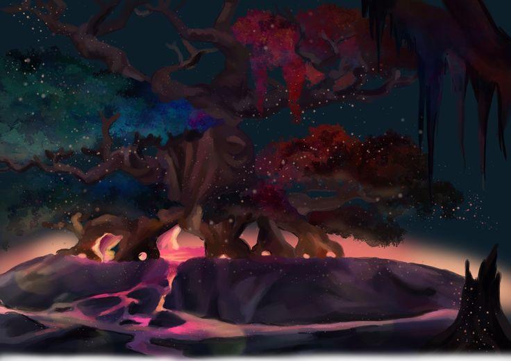 #illustration #sketch #concept #art #digital #pirate #child #environment #landscape #dragon