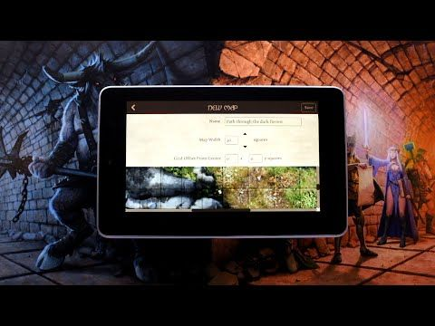 Importing your own maps in 3D Virtual Tabletop
