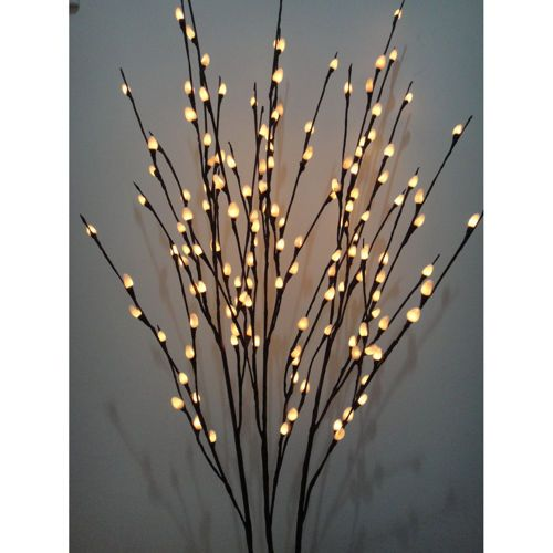 Costco Led Christmas Tree: Lighted Pussy Willow Branches