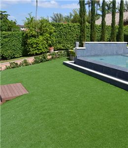There are many different kinds of cheap artificial grass. From appearance, it is difficult to distinguish between the purpose of the artificial grass. According to artificial grass prices, it is not necessarily accurate. Customers have to choose it according to own courts, which could maximize adornment effect.