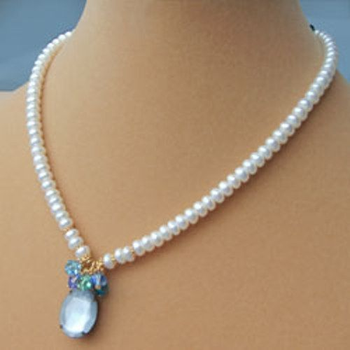 Natural Saltwater Pearl Necklace: 17 Best Images About PEARLS
