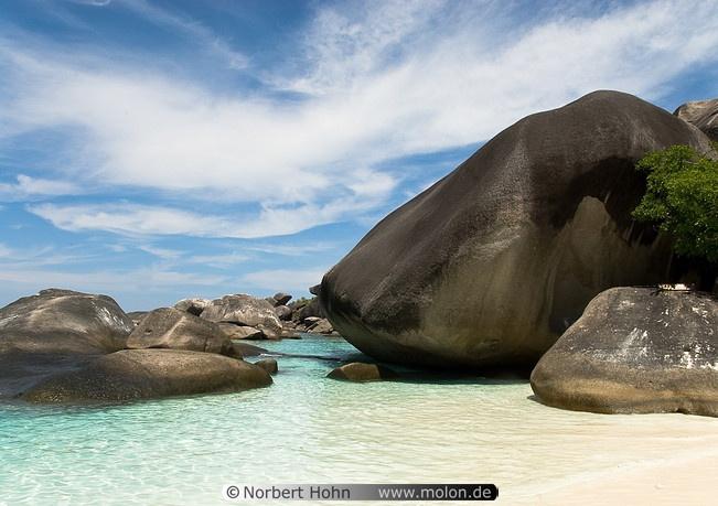 Mu Ko Similan Marine National Park, Thailand