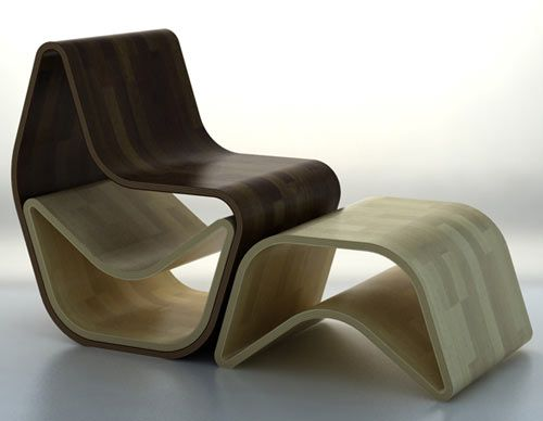 The GVAL Chair is multifunctional