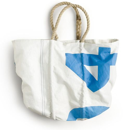 Sea Bags, made from reclaimed sailcloth