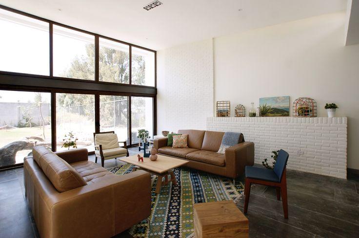 Casa Sara | Dionne Arquitectos #livingroom #design #interior #architecture