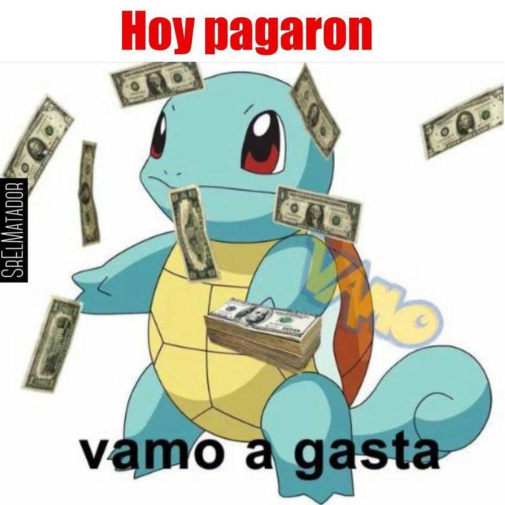 Ya cayó la rata. - - #DiaDePago #Sueldo #Salario #Quincena #pago #Dinero #SrElMatador #ElSalvador #SV