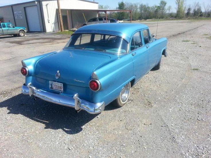 1955 ford sedan customline v8 cars pinterest sedans for 1955 ford customline 4 door