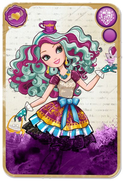 MADELINE HATTER™ :: Filha do Chapeleiro Maluco