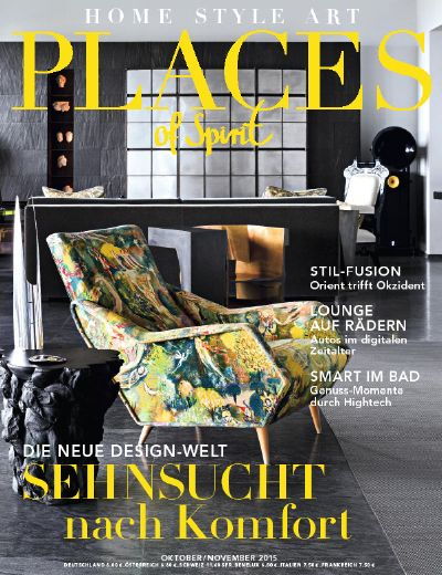 PLACES OF SPIRIT | Trends sehen, Trends fühlen, Trends leben