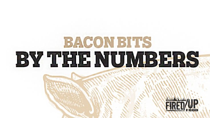 Bacon Consumption by the Numbers - Fired Up Food