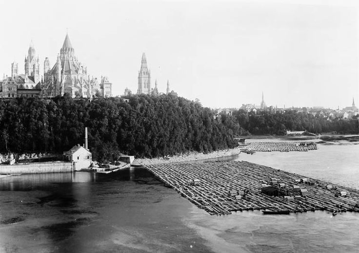 Timber_raft_parliament_buildings_1882.jpg (760×535)