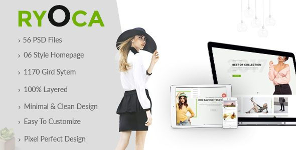 Ryoca - Multipurpose PSD Template - Retail PSD Templates Download here : https://themeforest.net/item/ryoca-multipurpose-psd-template/19826829?s_rank=247&ref=Al-fatih