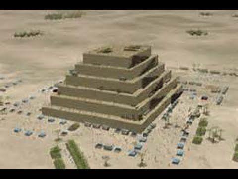 ARI-KAT :l'antica tecnologia Egiziana per costruire le piramidi. - YouTube
