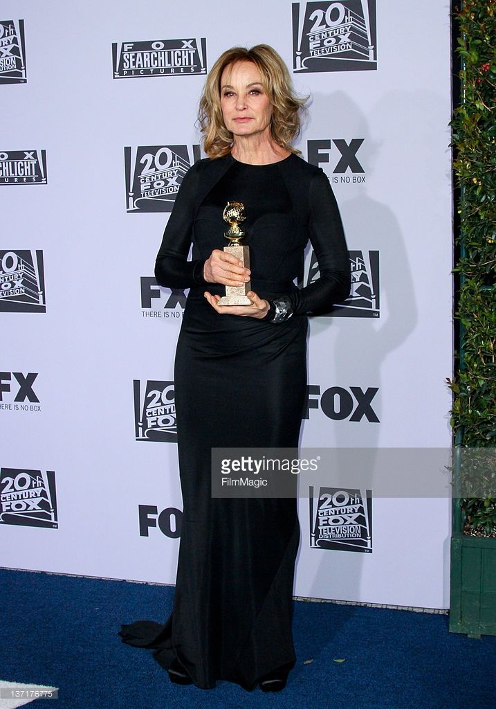 Actress Jessica Lange attends FOX's 2012 Golden Globes after party at 9900 Wilshire Blvd on January 15, 2012 in Beverly Hills, California.