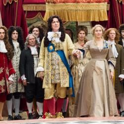 """Alan Rickman starred and directed his 2014 period movie """"A Little Chaos"""" starring Kate Winslet."""