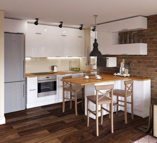 Уютная квартира - студия - Дизайн интерьеров   Идеи вашего дома   Lodgers