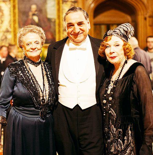 Violet, Carson, and Martha.
