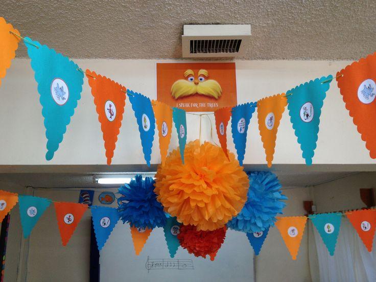 Classroom Decoration Dr Seuss : Dr seuss classroom decorations pinterest